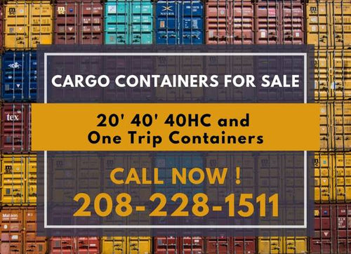 Viking Cargo Containers