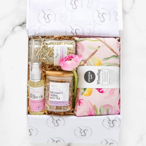 Deluxe Pregnancy Gift Set - Sal Remedia