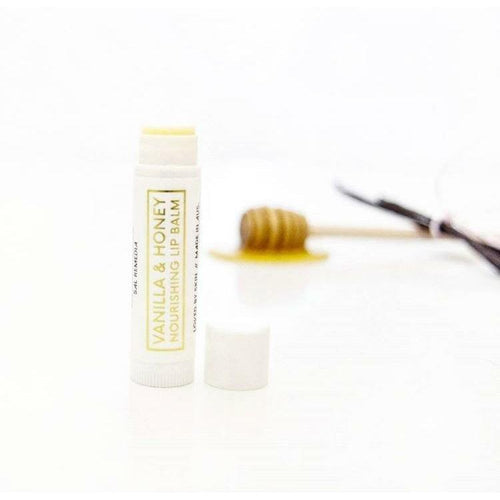 Vanilla & Honey Nourishing Lip Balm - Sal Remedia