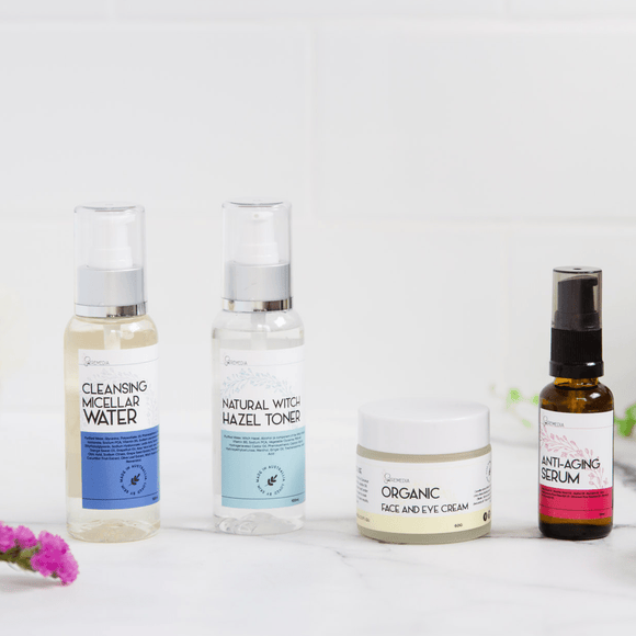 Cleansing Regimen Set - Sal Remedia