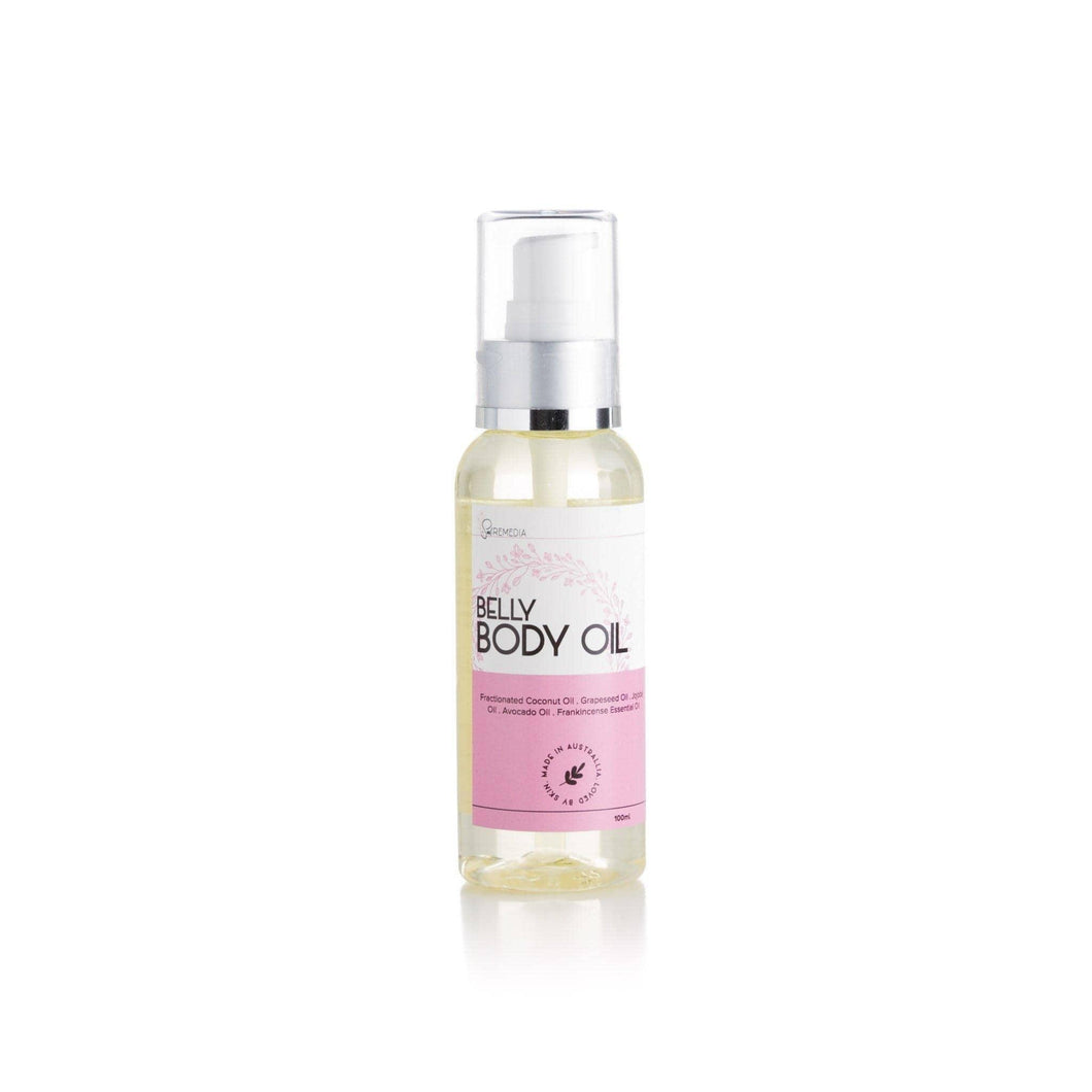 Belly Body Oil - Sal Remedia