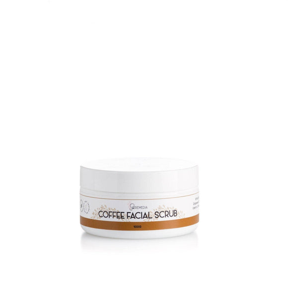 Coffee Facial Scrub - Sal Remedia