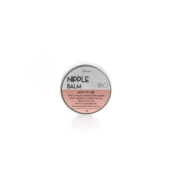 Mini Nipple Balm - Sal Remedia