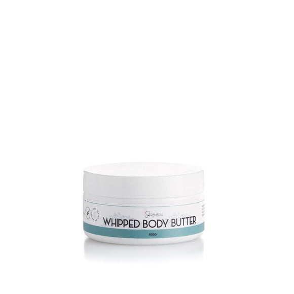 Whipped Body Butter - Sal Remedia