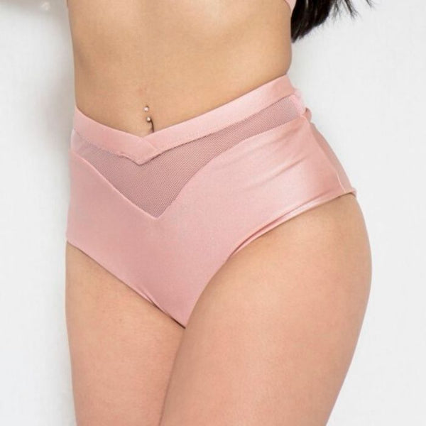 Lucia Shorts - Baby Pink