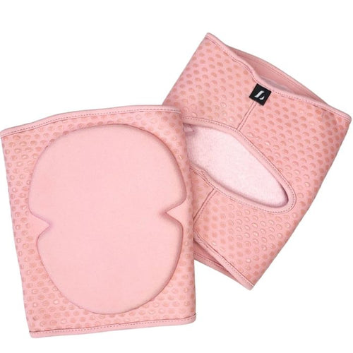 Sticky Silicone Knee Pads in Pink