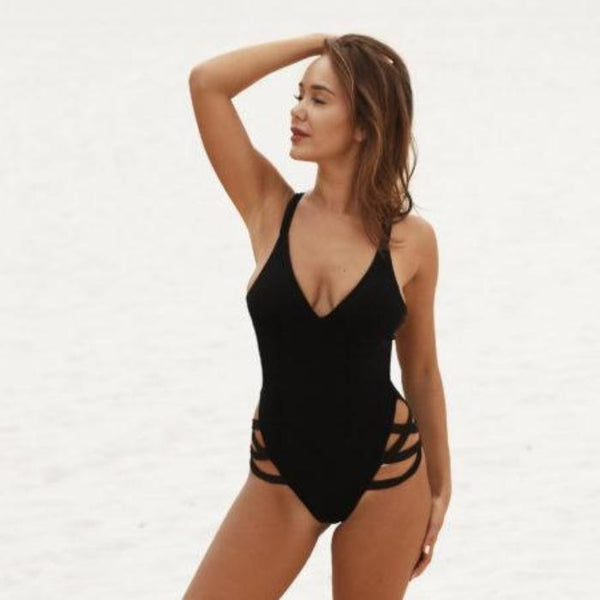 Yonce Bodysuit - Black