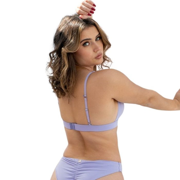 Janaya Top Recycled in Lilac