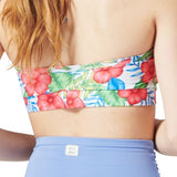 Original Halter Top - Tahiti Blue