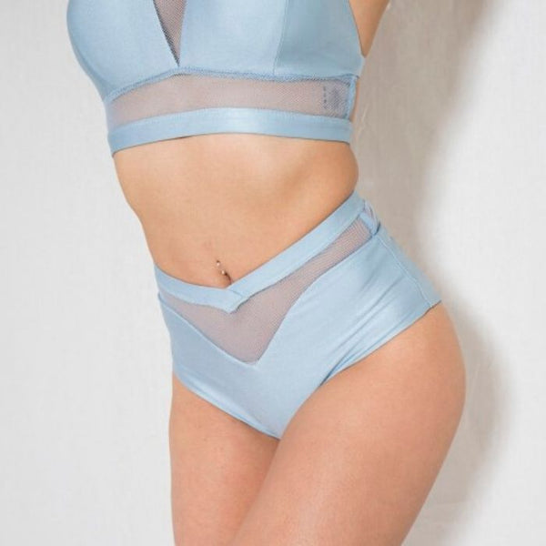 Lucia Shorts - Baby Blue