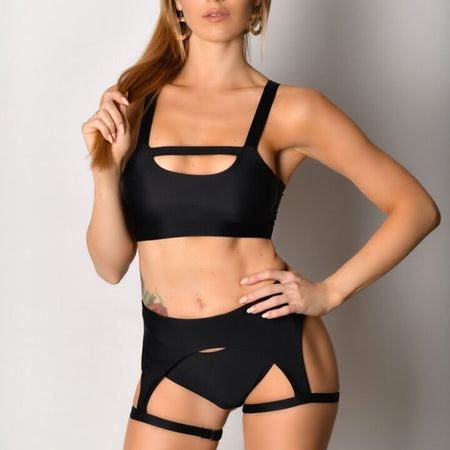 Bonjorno Top - Black