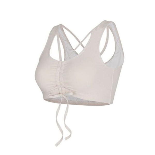 Daily Sport Bra Top - Beige