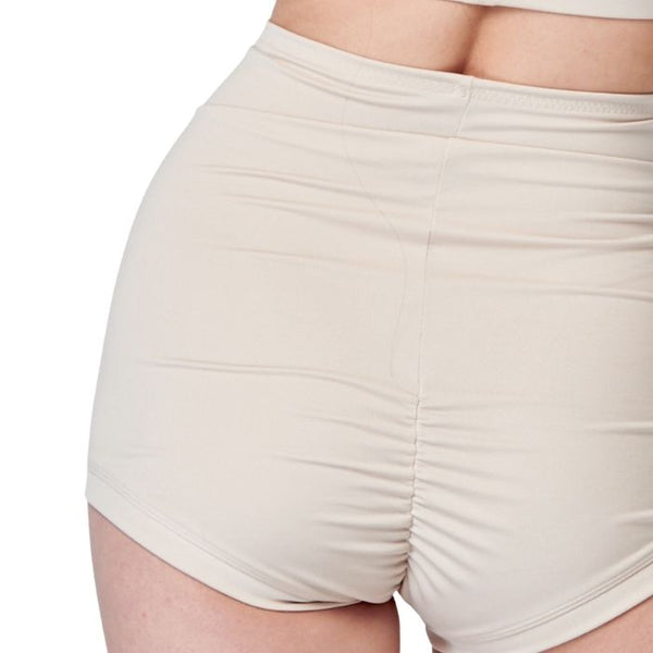 Deep Soft Shorts in Butter