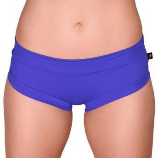 Essential Hot Pants in Majesty Blue