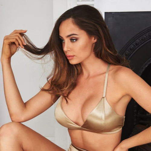 Lucia Top - Gold