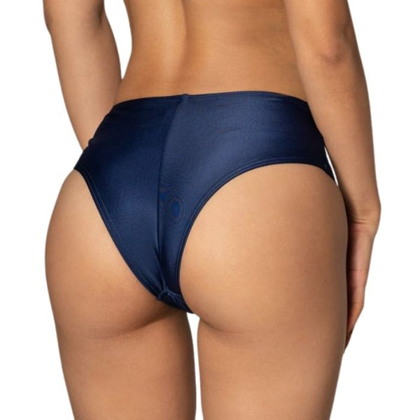 Hustle Bottom in Navy