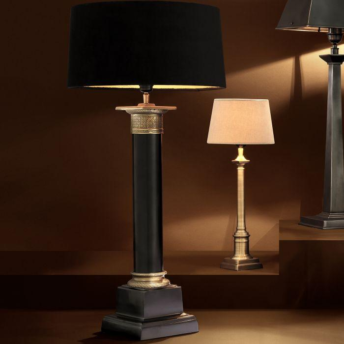 PILLAR TABLE LAMP | EICHHOLTZ MONACO | OROA - LUXURY LIGHTING