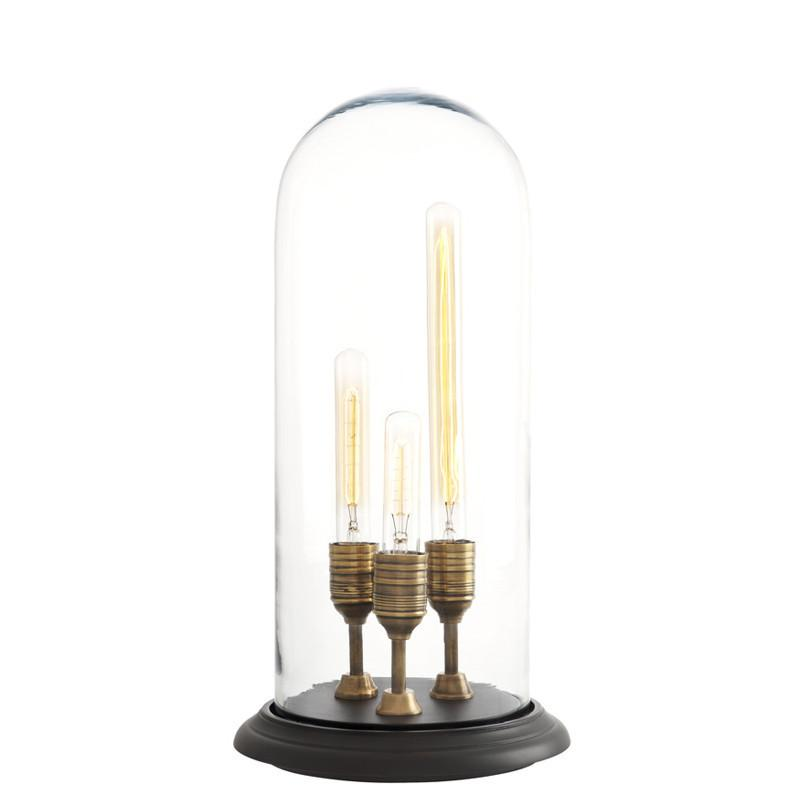 Lampe de table industrielle | Eichholtz Newbury | Meuble Luxe