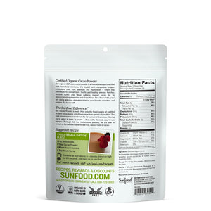 Cacao Powder, 8oz, Organic