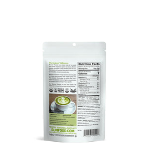 Matcha Green Tea Powder, 4oz, Organic