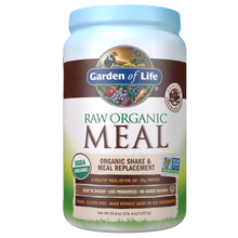Raw Organic Meal Shake and Meal Replacement
