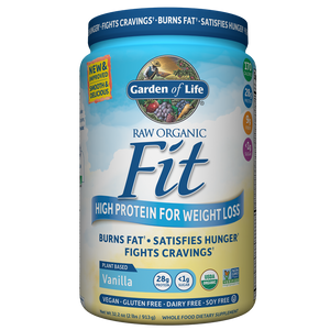 Raw Organic Fit Protein Powder