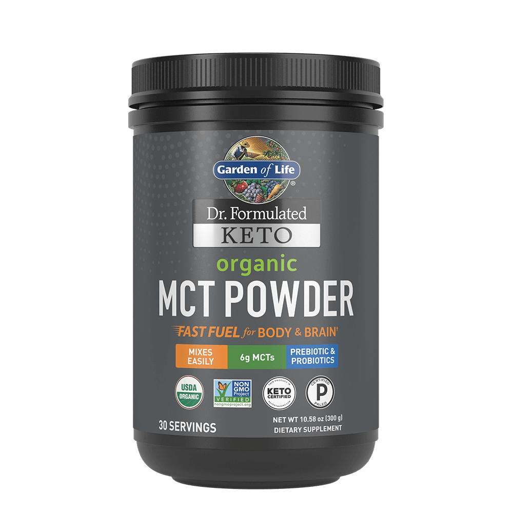 Organic MCT Powder