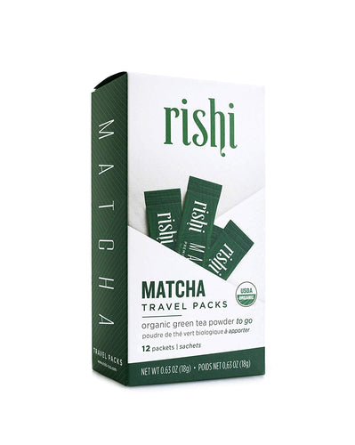 Matcha Green Tea Travel Packs