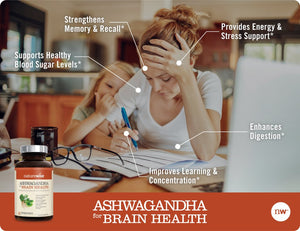 Ashwagandha for Brain Health