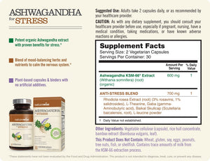 Ashwagandha for Stress