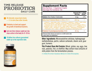 Daily Care Probiotics