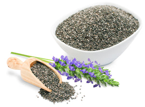 Chia Seeds, 1 lb., Organic, Raw