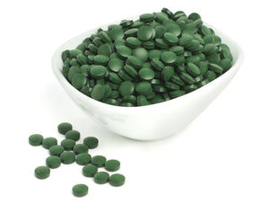 Spirulina & Chlorella Tablets, 4oz