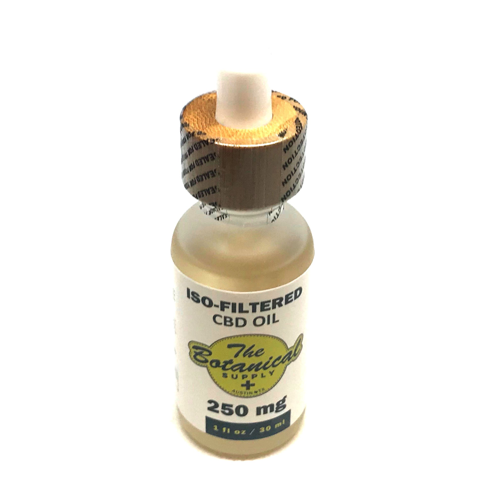 250 mg Iso-Filtered Tincture