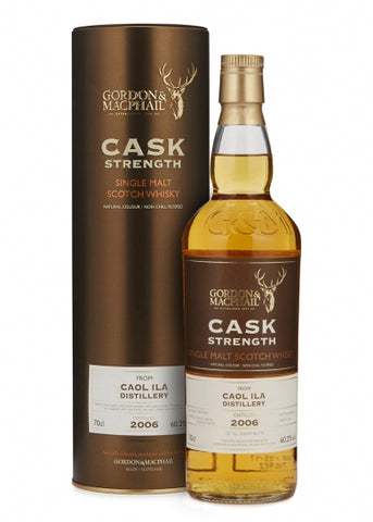 Caol Ila Cask Strength 2006 Islay Single Malt Whisky