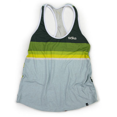 Avocado Razor Tank Run Top