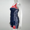 Female Triathlon Tank Support Aztec Mannequin Side