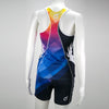 Female Triathlon Short Uptown Back Mannequin
