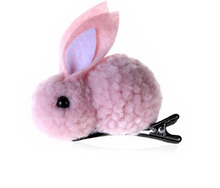 Little Girls Bunny Hair Clips