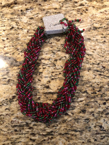 Christmas Multi Necklace