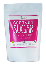 Coconut Republic® Organic Sugar 250g . Made in the Philippines.