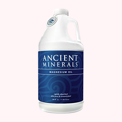 Ancient Minerals Magnesium Oil 64 Oz