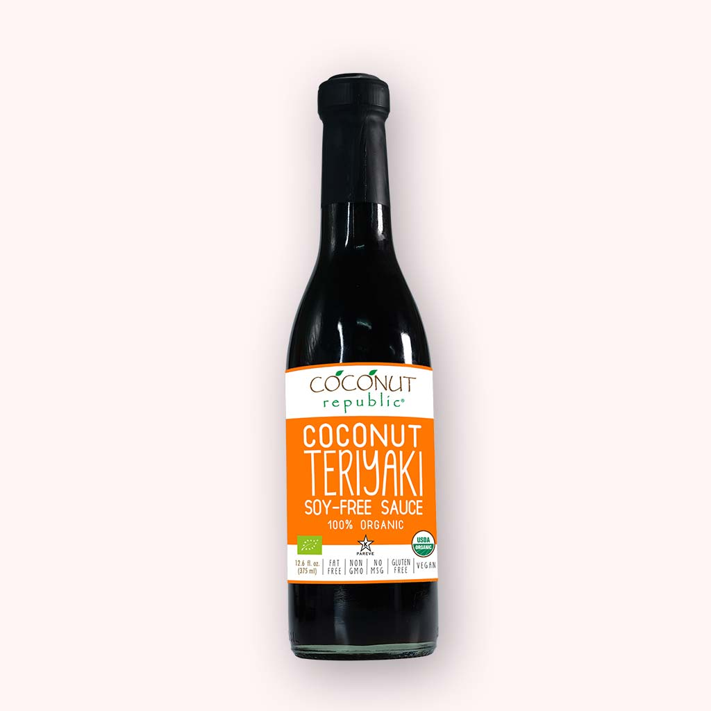 Coconut Teriyaki Sauce 120ml