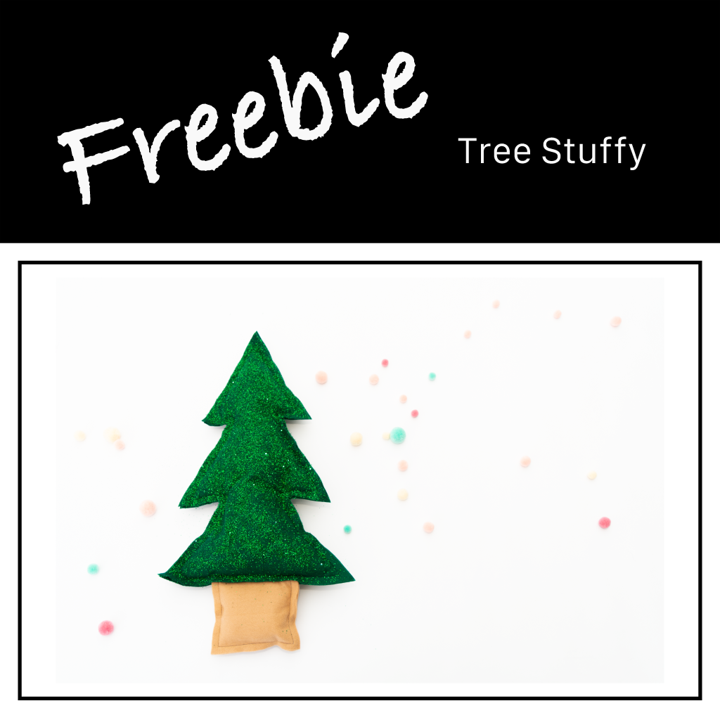 Freebie | Holiday Tree