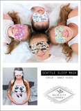 seattle sleep mask sewing pattern