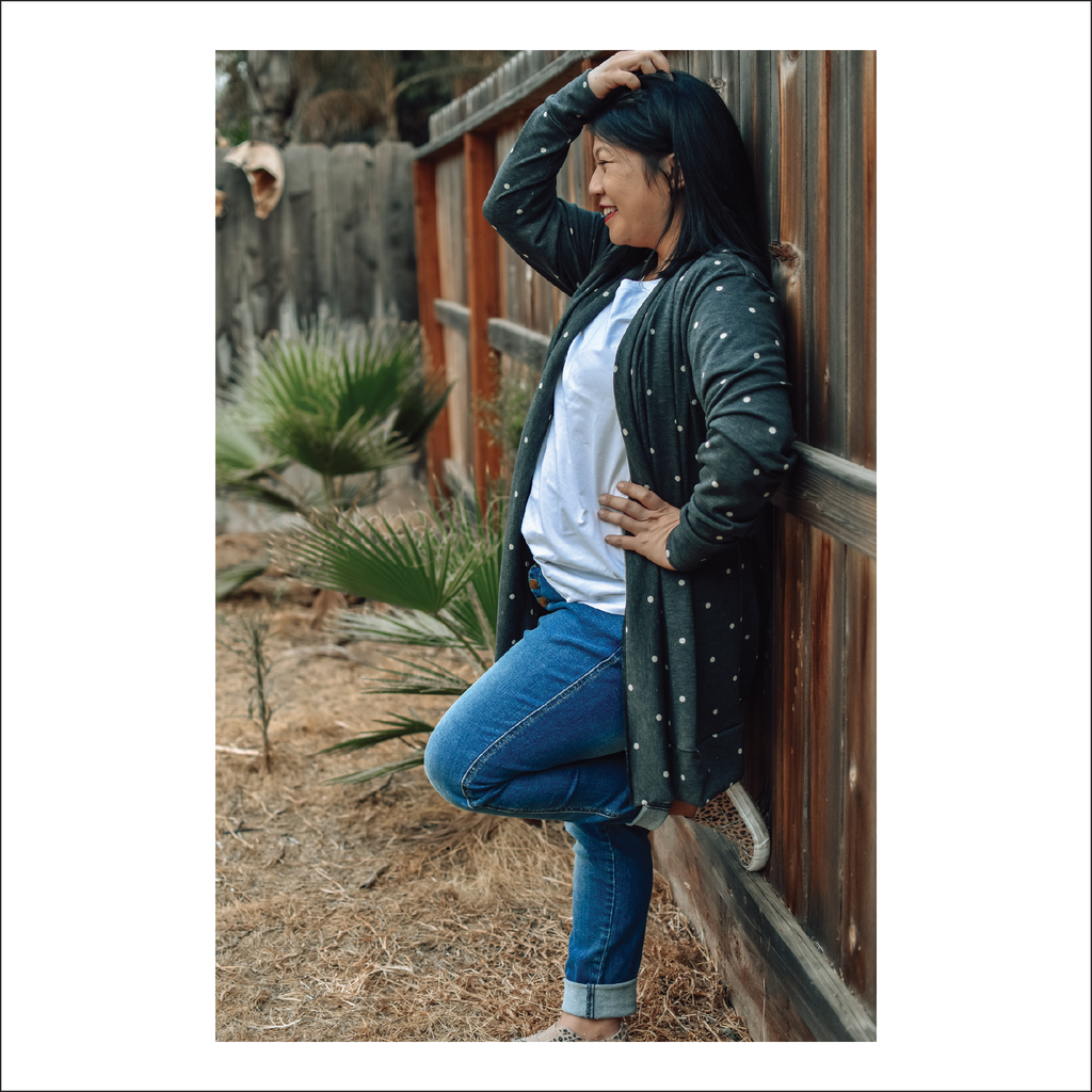 Clear Creek Cardigan | Adult Sizes S1 - L3 | Beginner Level Sewing Pattern