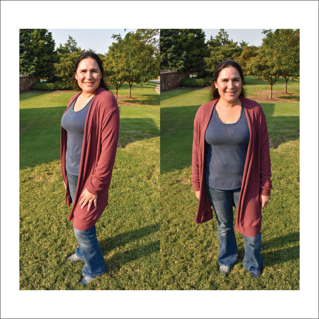 Clear Creek Cardigan | Adult Sizes S1 - L3