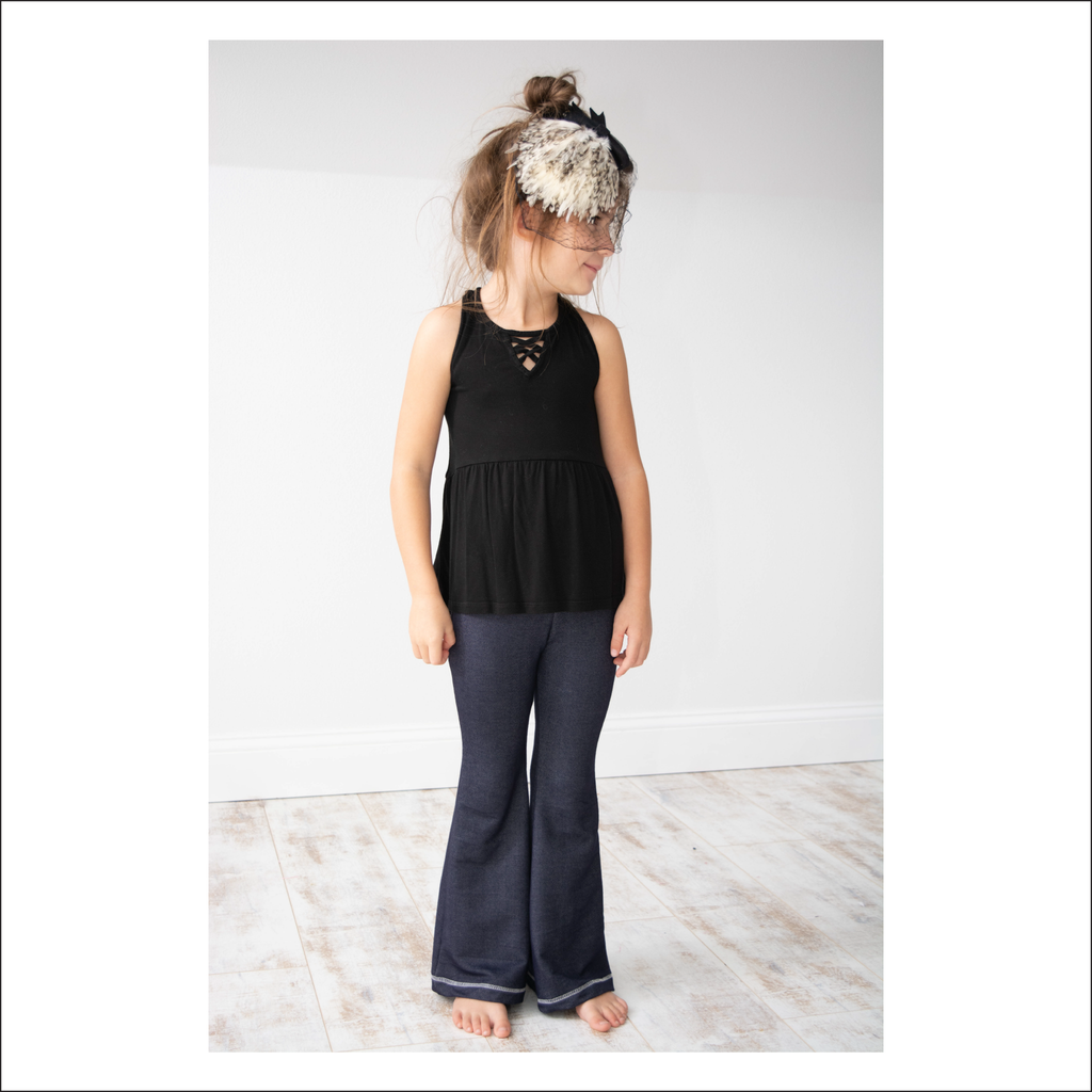 Belltown Bell Bottom | Child Size 2T-14