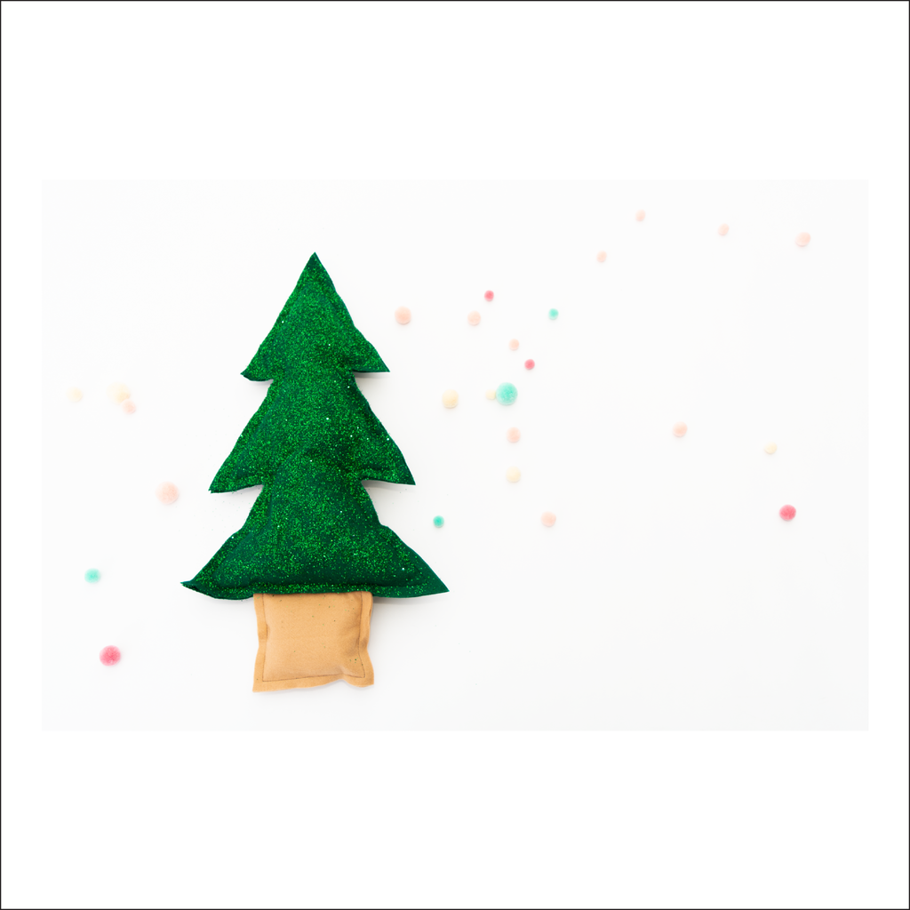 Tree Stuffed Animal | Medium and Large