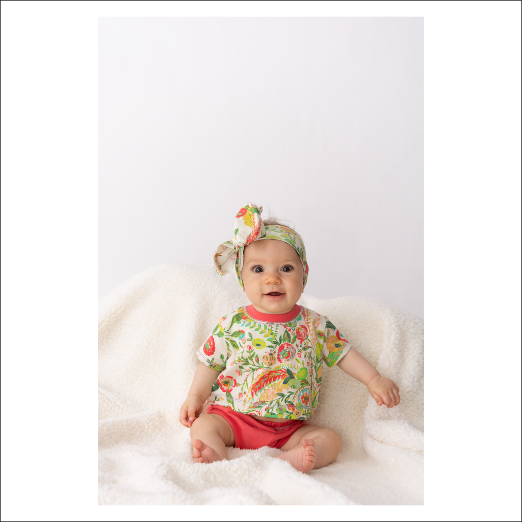 Baby Midriff and Bummie Set | Infant Sizes XS-XL